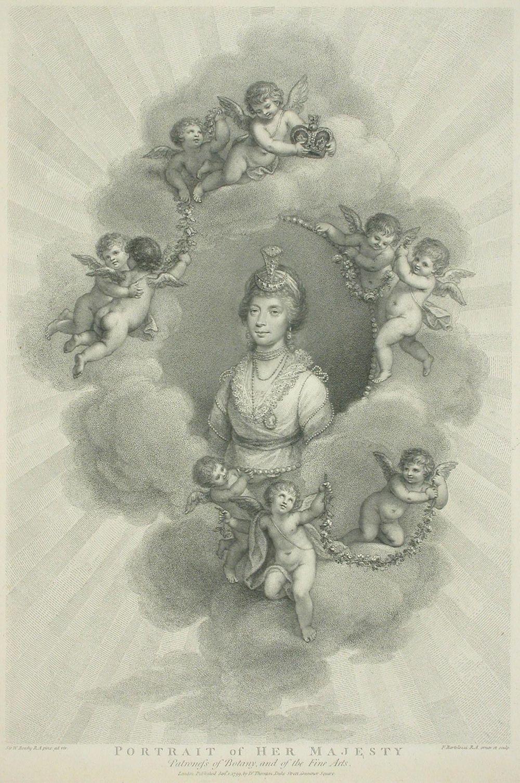 Portrait of Her Majesty