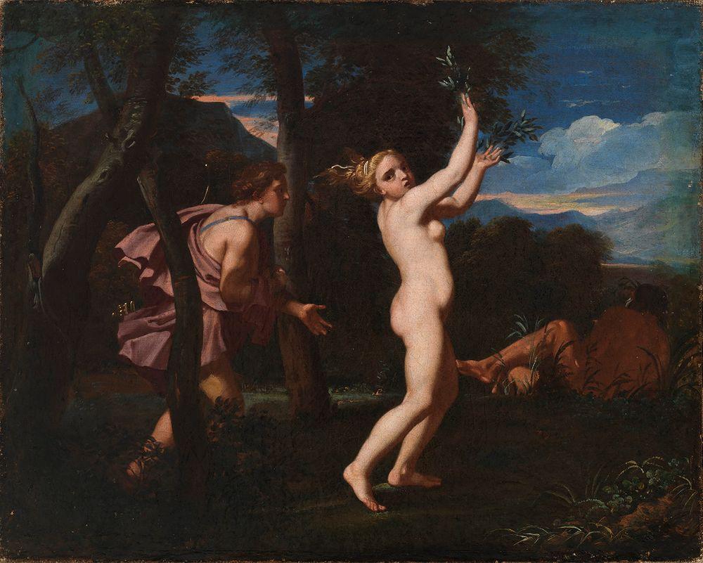 Apollo ja Dafne