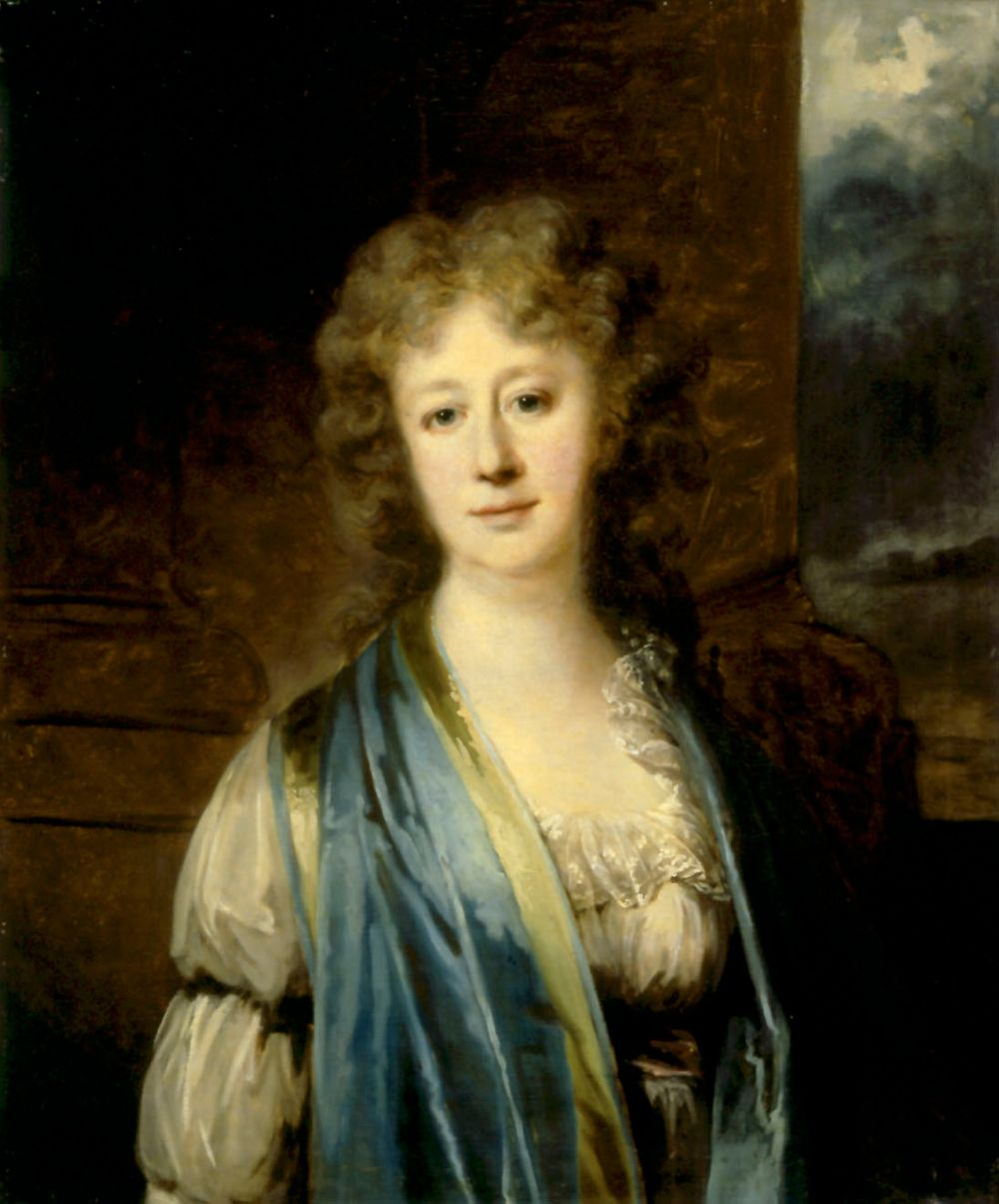 Countess Hedvig Eva de la Gardie