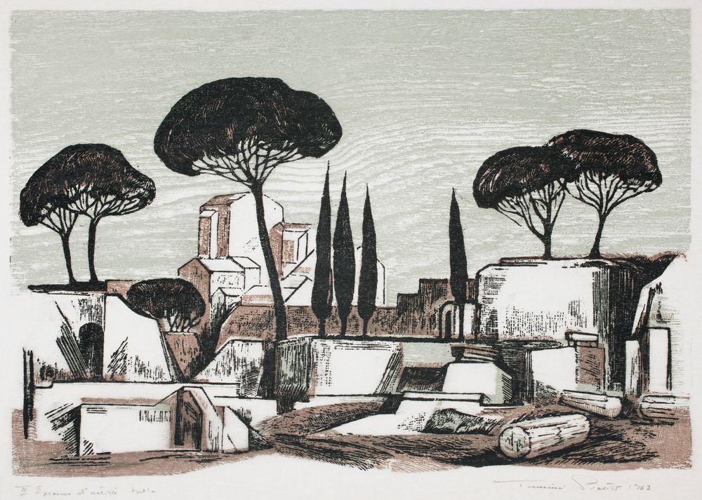 Forum Romanumin pinjoja