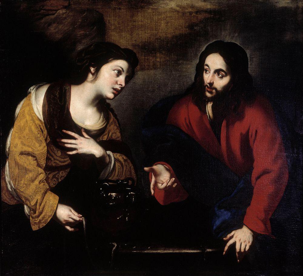 Kristus ja samarialaisnainen