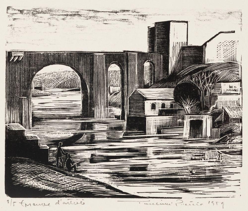 Puente de San Martin (Toledo)