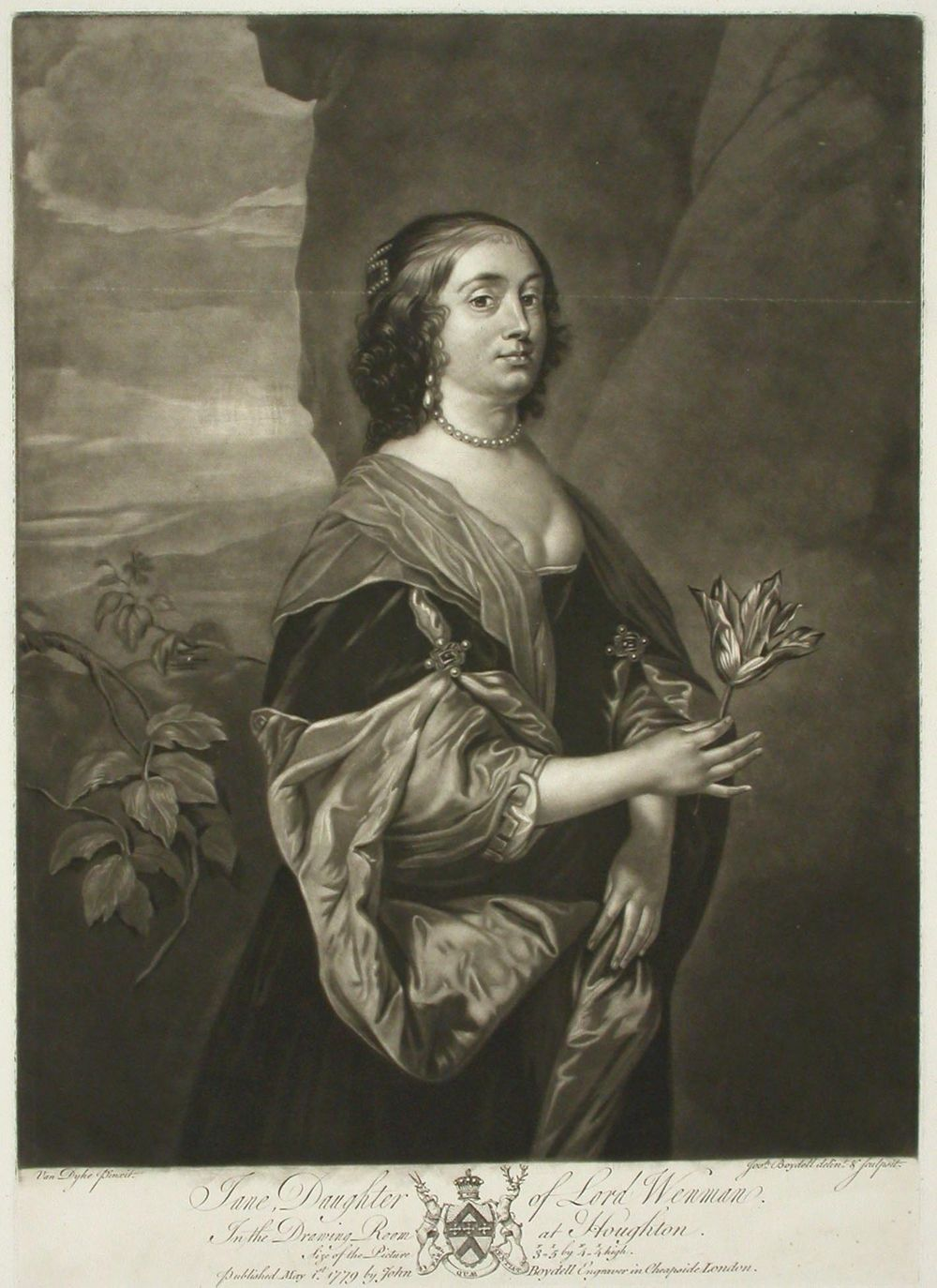Jane, Daughter of Lord Wenman