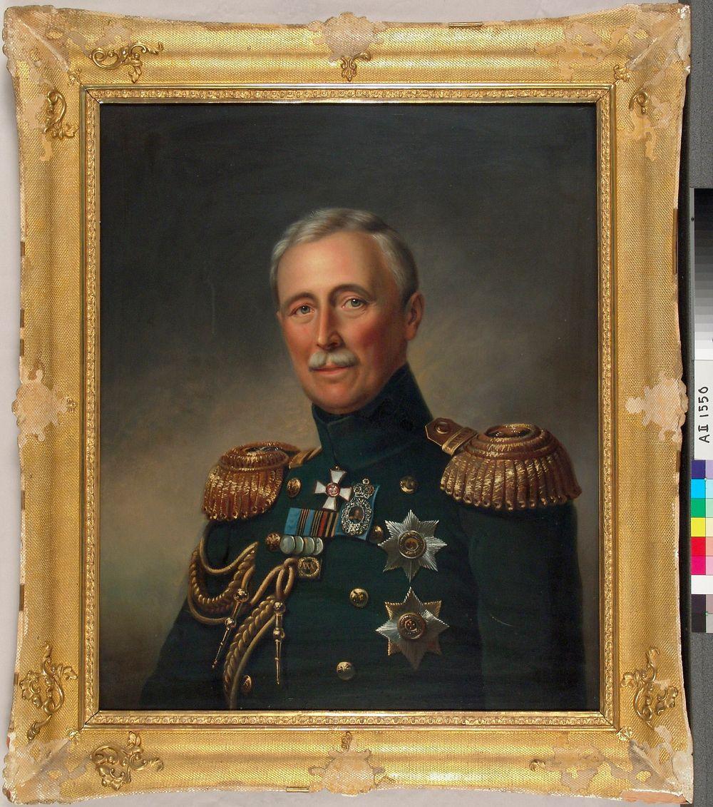 Suomen kenraalikuvernööri, ruhtinas A. S. Menschikoff
