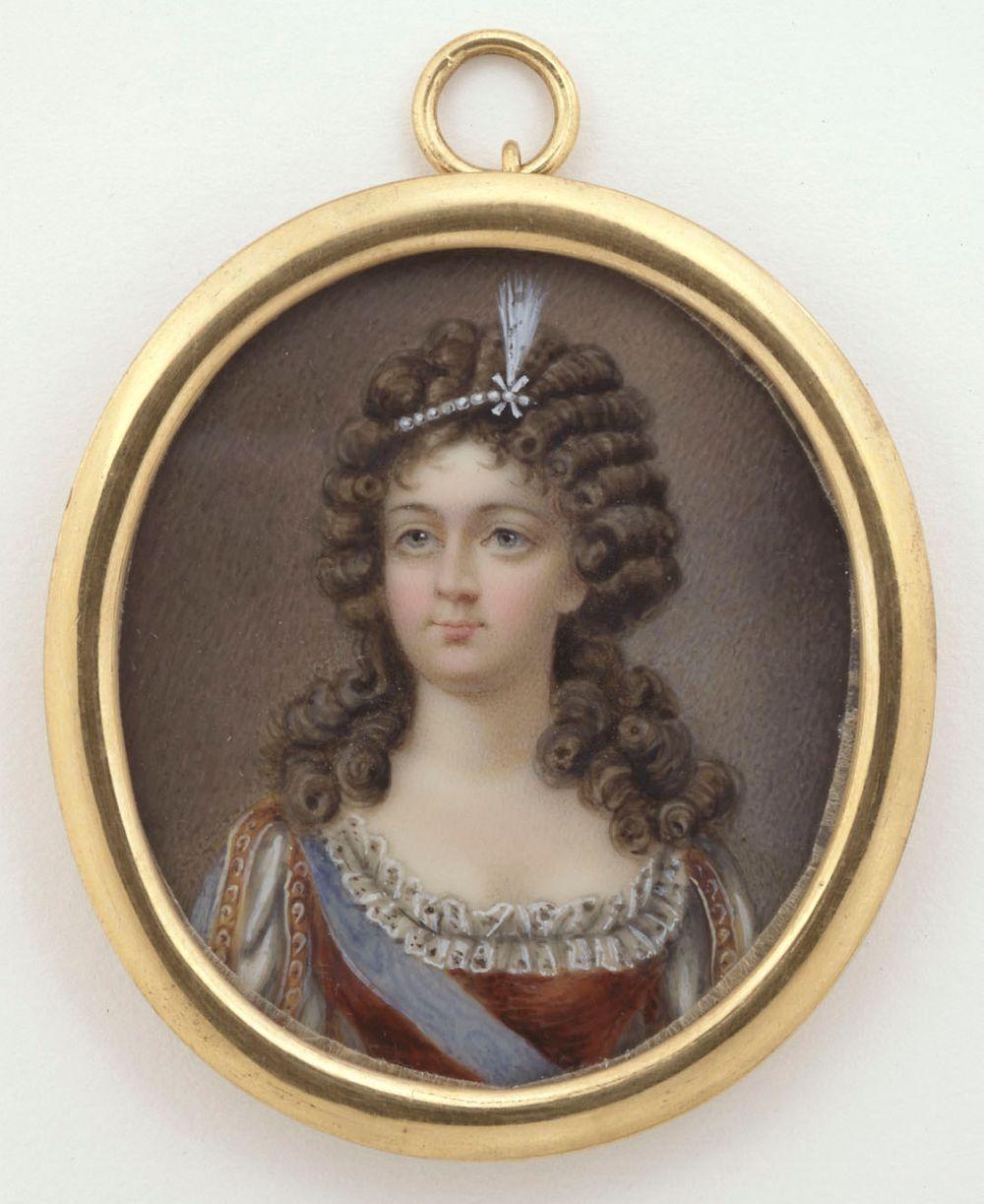 Kuningatar Fredrika Dorothea