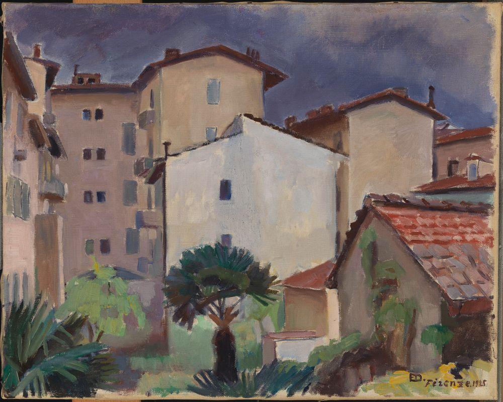 Taloja Firenzessä