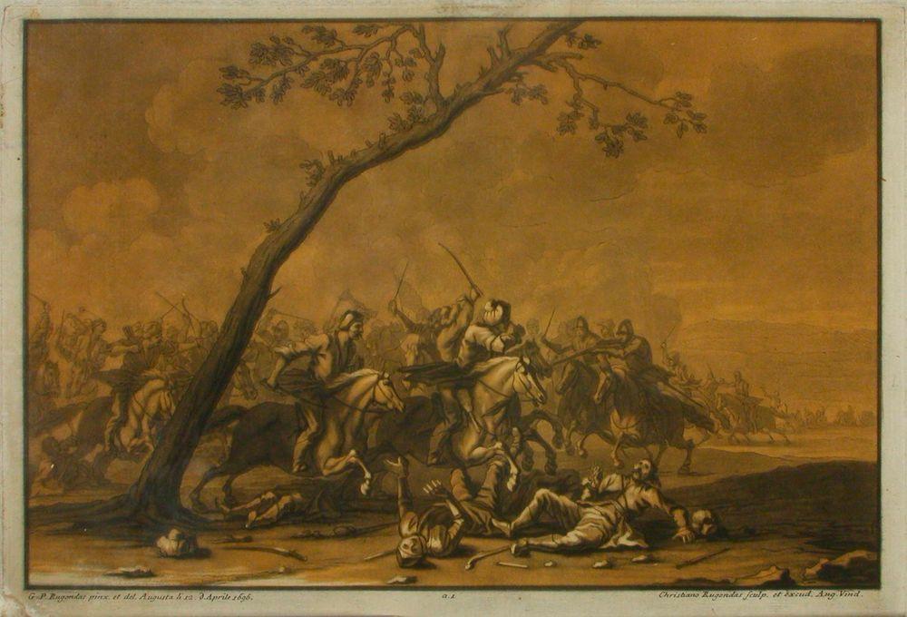 Ratsuväen taistelu