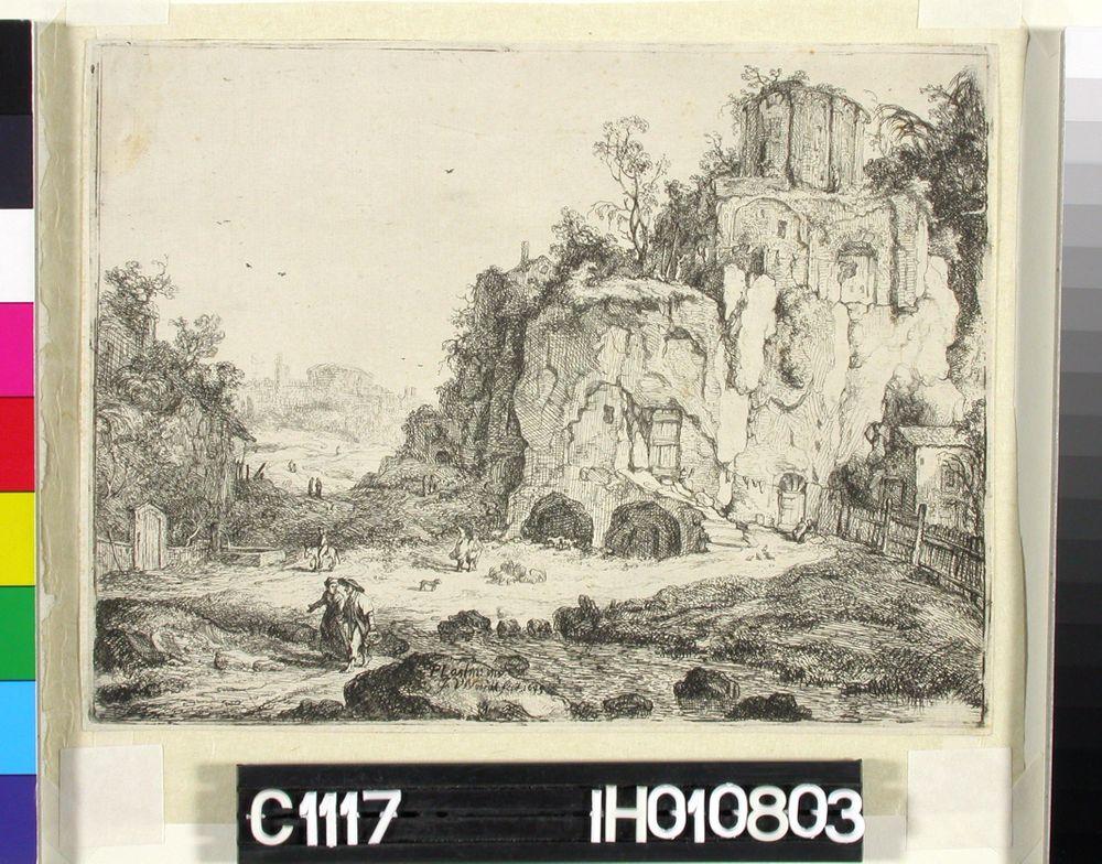 Sibyllan temppelin rauniot Tivolissa