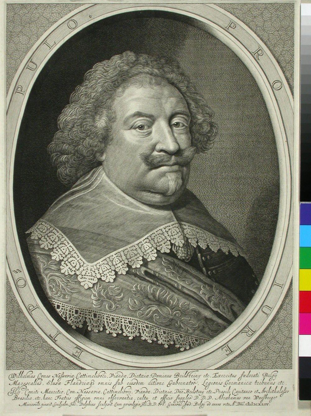Nassaun kreivi Wilhelm