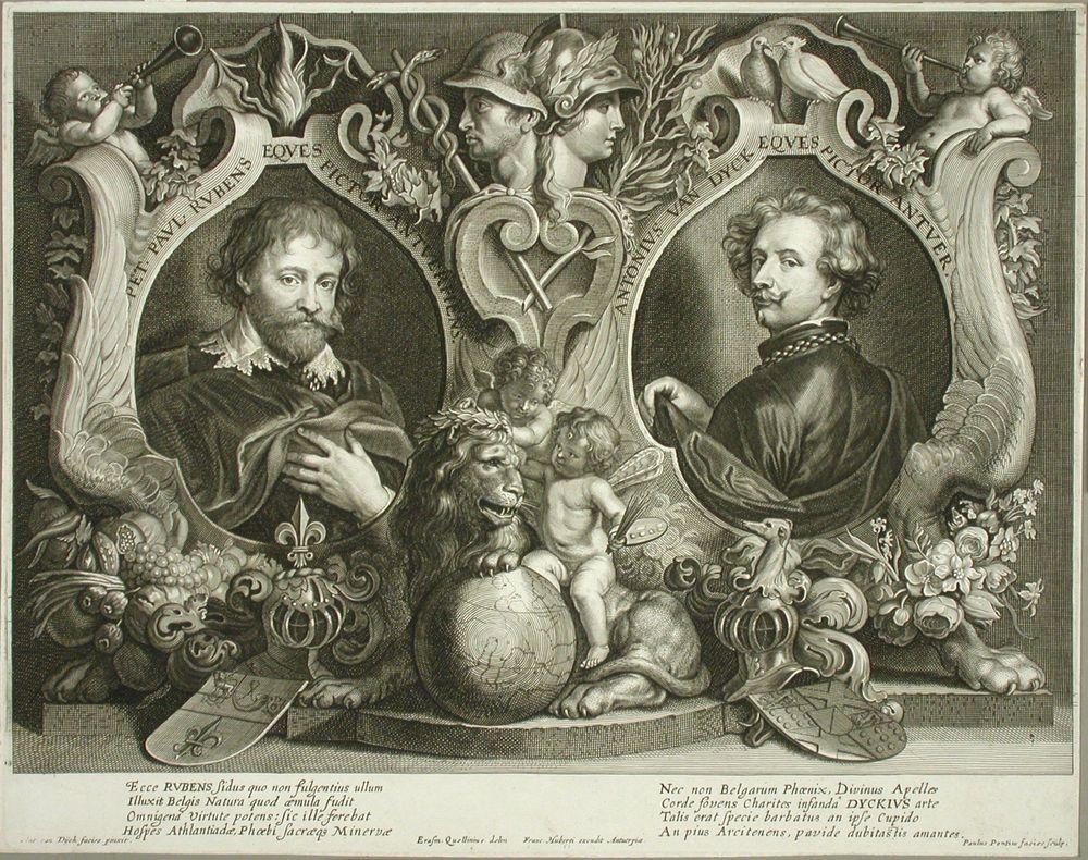 Petrus Paulus Rubens ja Anton van Dyck