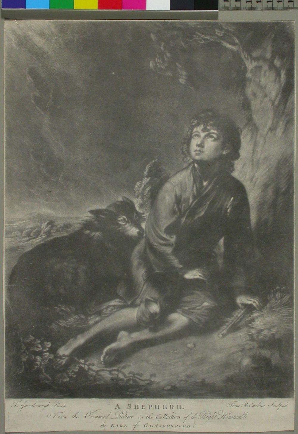 Paimenpoika ja koira