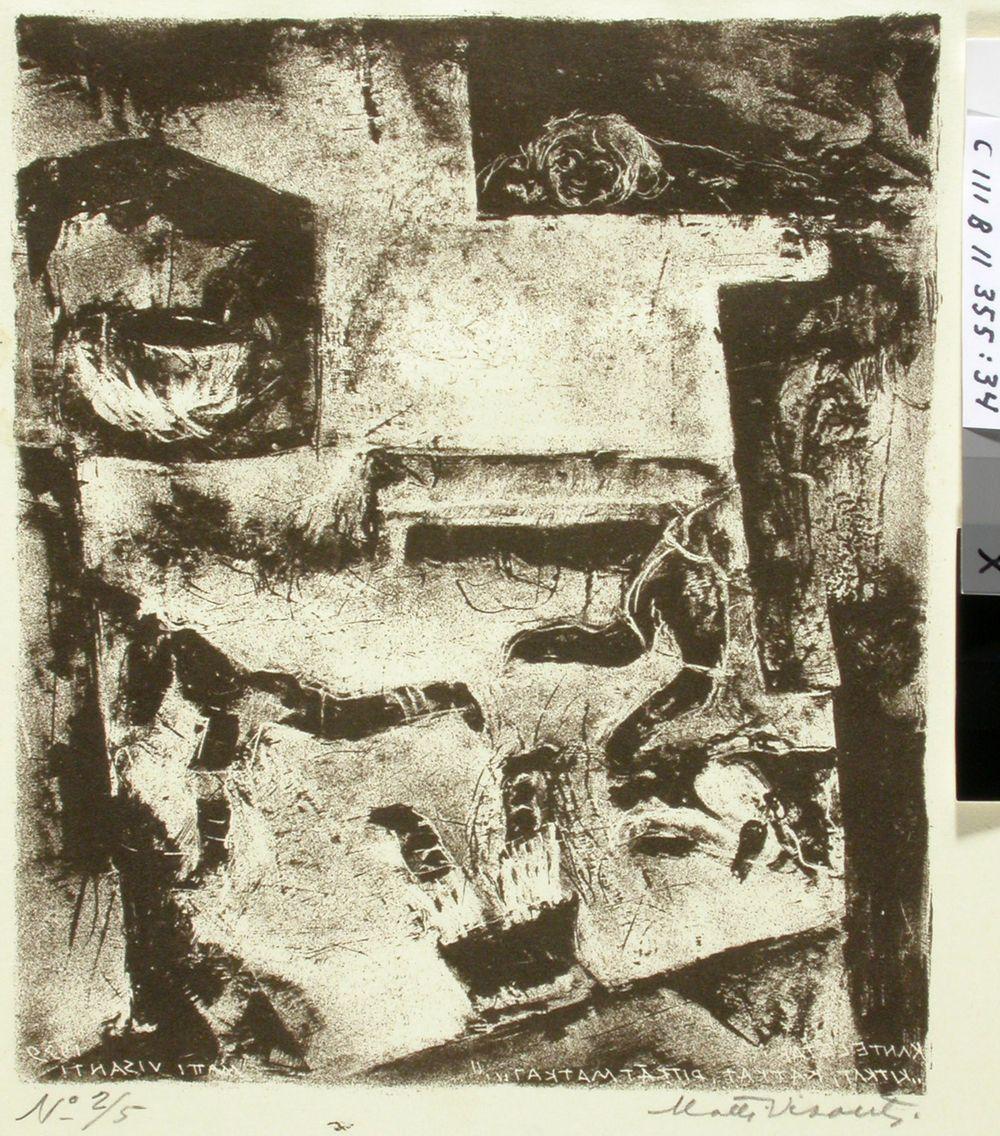 Kantelettaren kuvitusta (34) ; Kitkat, katkat, pitkät matkat