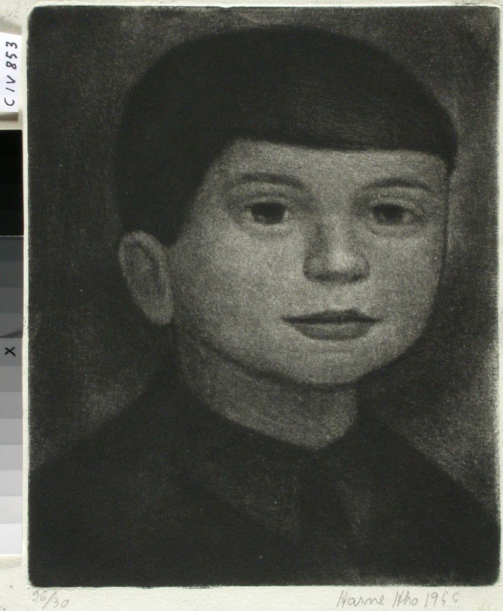Taiteilijan poika