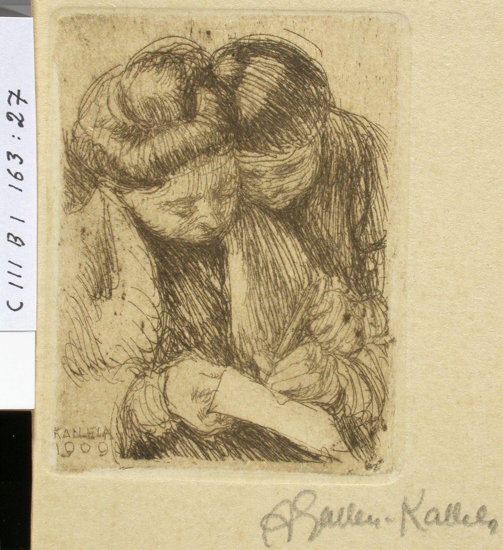 Oppitunti (Mary ja Jorma Gallen)