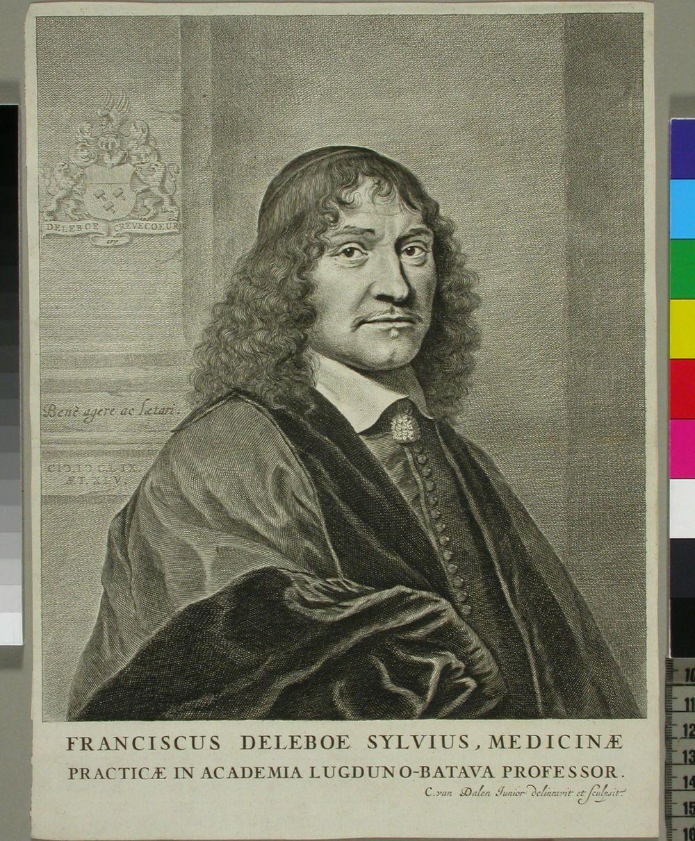 François de le Boe Sylvius
