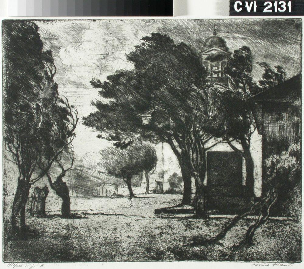 Vanhankirkon puisto