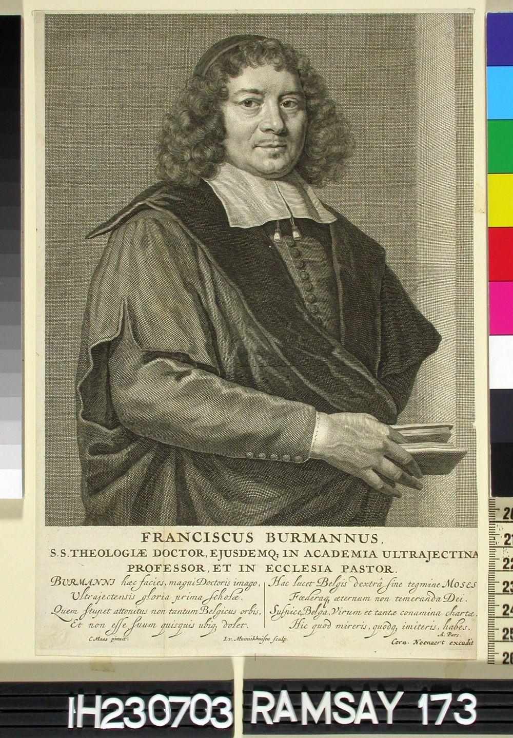 Franciscus Burmannus