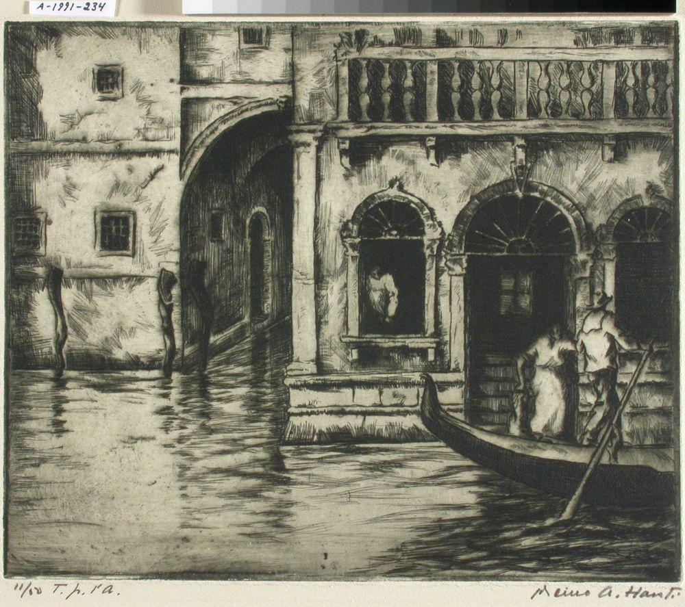 Kanaali Venetsiassa I