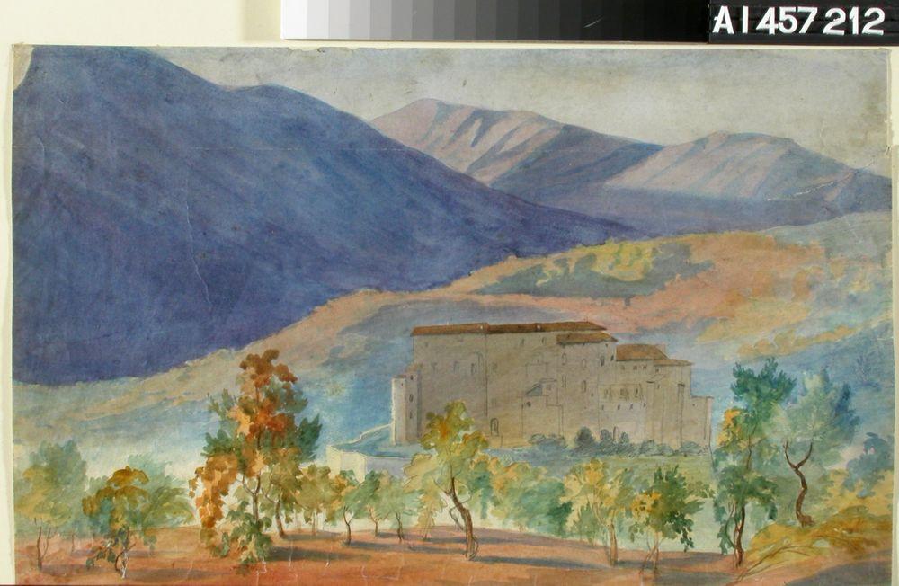 Subiaco, Rocca Abbaziale
