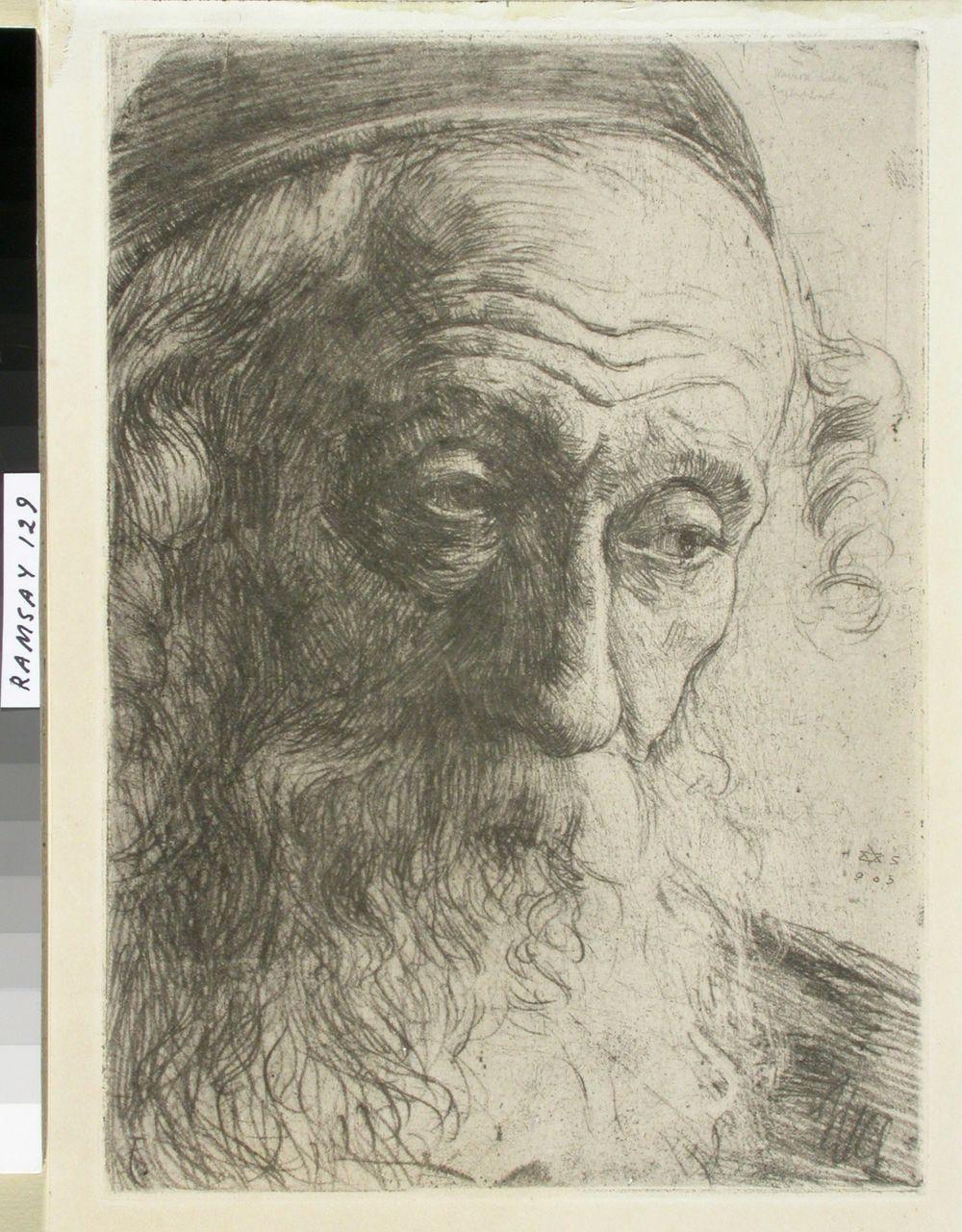 Vanha juutalainen Jaffasta