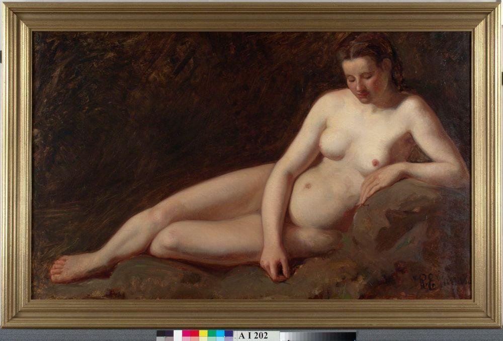Makaava alaston malli