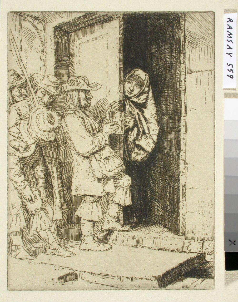 """Well met, gentleman..."".Kuvitusta Izaak Waltonin ja Charles Cottonin The Compleat Agler"
