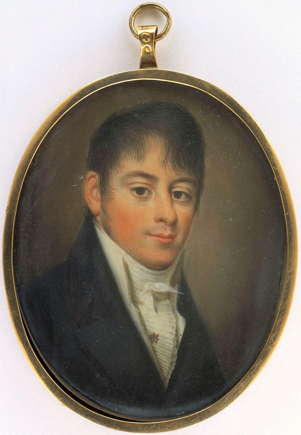Laamanni Carl Arvid von Otter