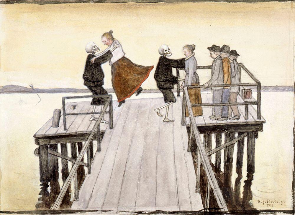 Tanssi sillalla