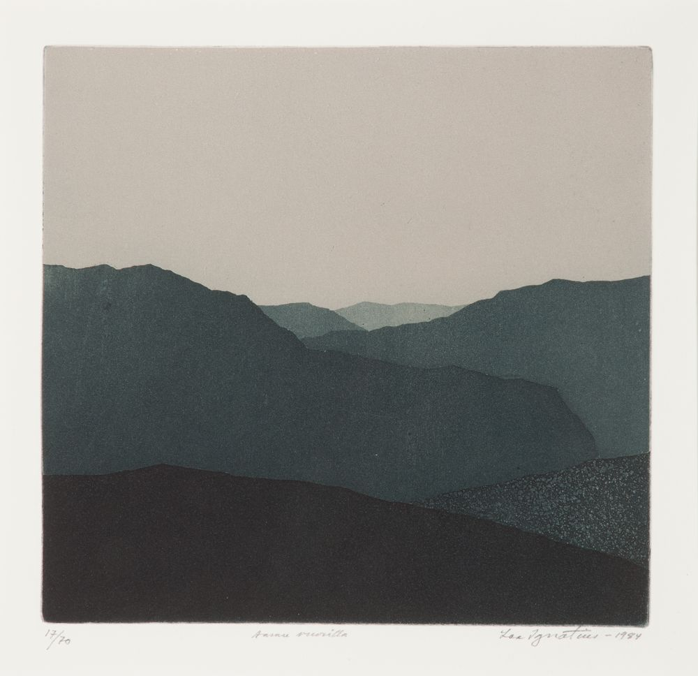 Aamu vuorilla