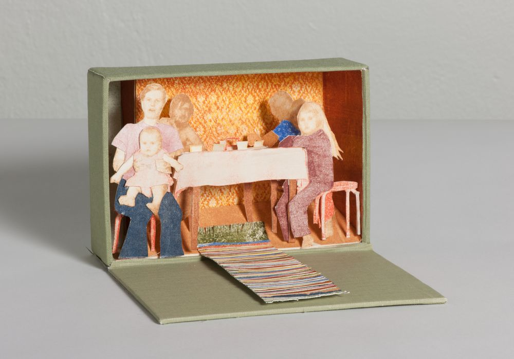 Sarjasta Family-Box: Siskon luona