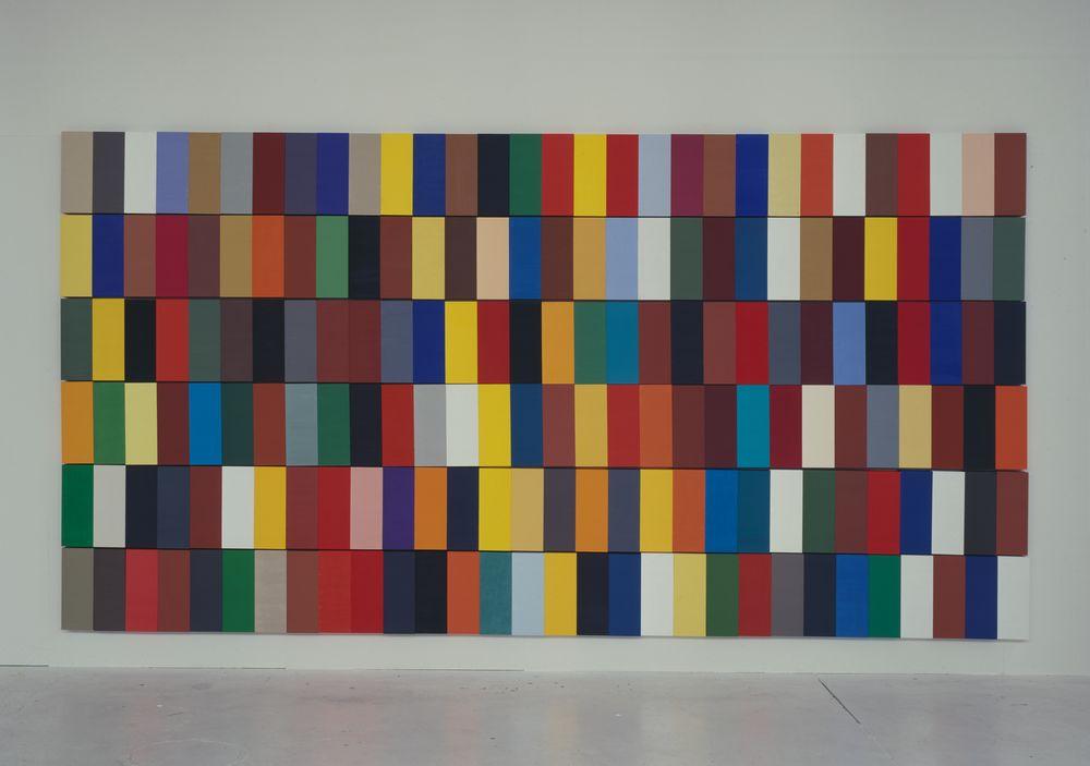 Värikartta