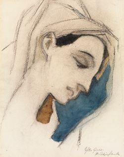 Neitsyt Maria, El Grecon mukaan