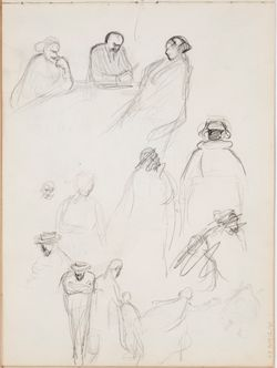 Luonnoskirja, 1891