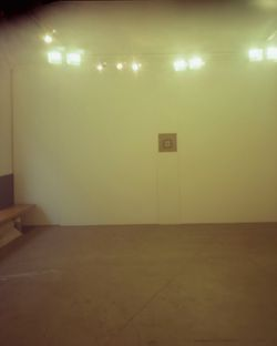 Mustan kehyksen näyttelytiloja