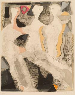 Kolme sulotarta (kuva II)