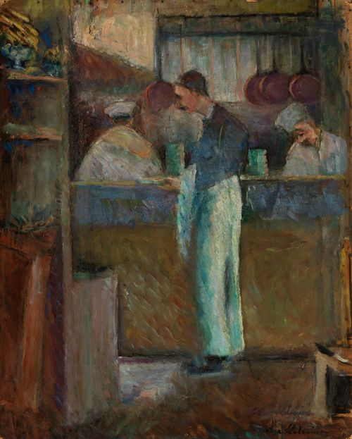 Näkymä keittiöstä