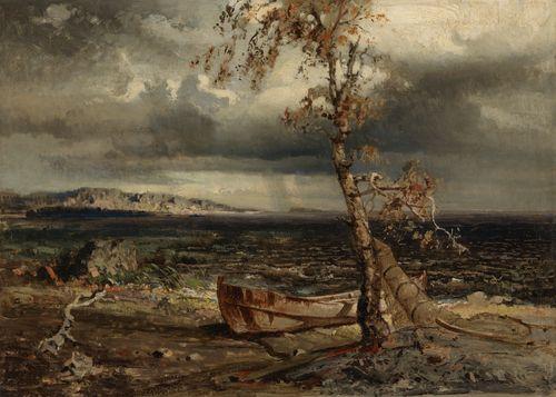 Myrsky Näsijärvellä