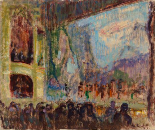 Sisäkuva Suomalaisesta Oopperasta