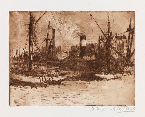 Hietalahden satama Helsingissä