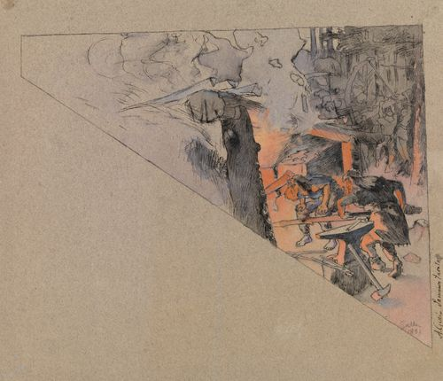 The Forging of the Sampo