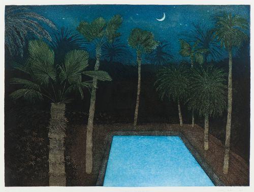 Den tropiska trädgården I