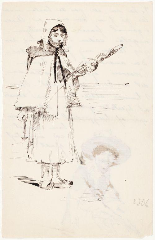 Ranskalainen maalaistyttö (Tyttö ja värttinä)