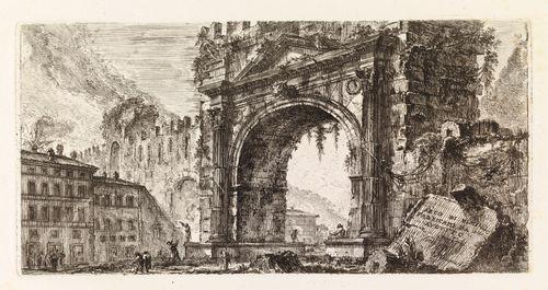 Augustuksen riemukaari Rimonissa