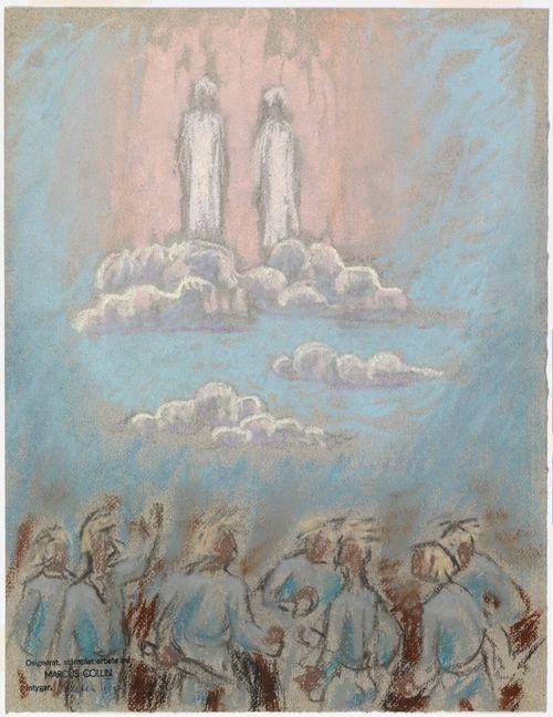 Aapon kertomus, Seitsemän veljestä -kuvitus