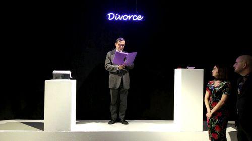 Divorce Ceremony
