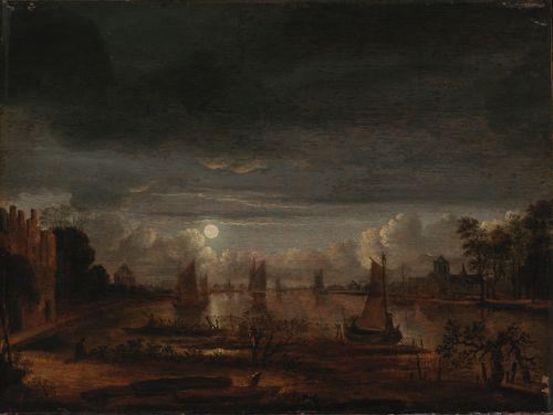 Kaupunkinäkymä Hollannista