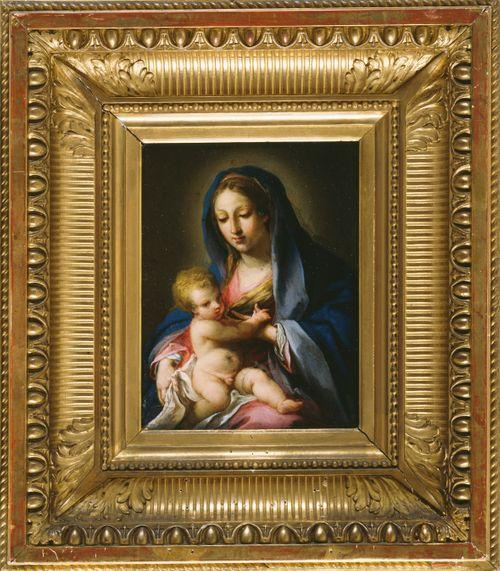Neitsyt Maria ja Jeesus-lapsi