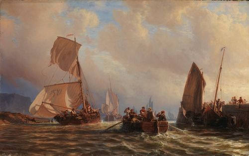 Kalastajien lähtö