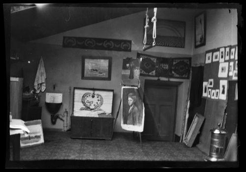 Hugo Simbergin ateljee Rikhardinkadulla