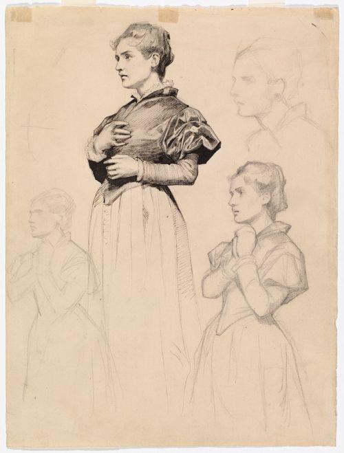 Sigrid Stålarm, henkilötutkielma maalaukseen Kaarle-herttua herjaa Klaus Flemingin ruumista